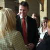 Sen. Frentz swearing in 2