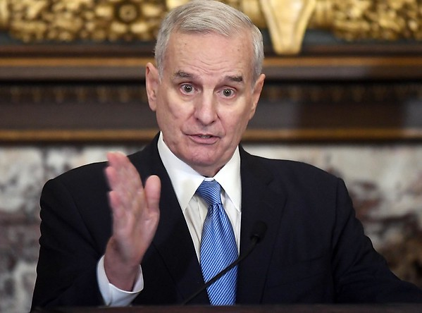 Gov. Dayton session start 1