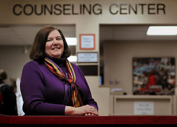 Virginia Nimmo has been a psychologist with Mankato Area Public Schools for 25 years. She spearheaded the district's crisis management system.