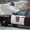 The State Patrol closed Highway 68 temporarily on a recent icy afternoon after several drivers had problems getting up a hill just west of Judson.<br /> <br /> Dan Nienaber