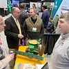 Hagedorn at Minnesota Ag Expo