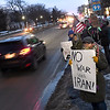 Anti-war rally