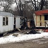 Mobile home fire 2