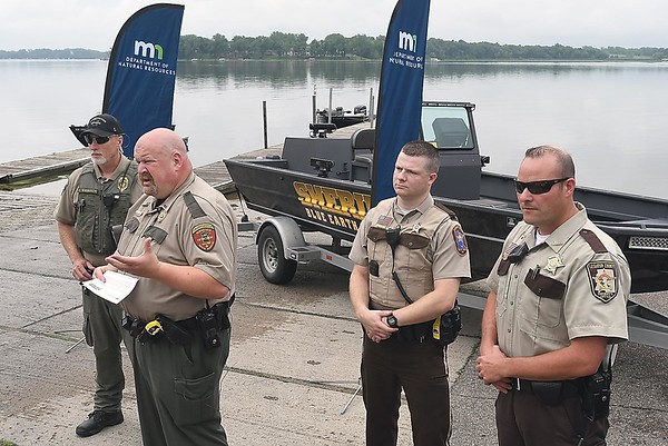 Boating while intoxicated enforcement 2