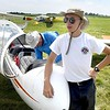 Civil Air Patrol glider training 4