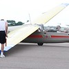 Civil Air Patrol glider training 1