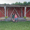Bill Bartz and Emily Knudsen, co-owners of the Pleasant Grove Pizza Farm, will be hosting the second annual Mini Music and Art Fest at the farm in rural Waseca on July Photo by Jackson Forderer