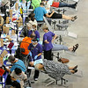 An estimated 1,500 people received dental care during the Mission of Mercy at the Verizon Wireless Center on Friday and Saturday. Photo by John Cross