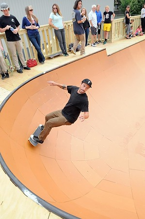 Chesley Skate Park grand opening 6