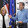Tim Pawlenty and Michelle Fischbach