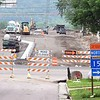 Highway 15 construction New Ulm