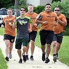 Special Olympics torch run 1