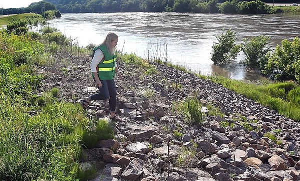 Monitoring the levee