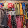 Women's clothing on display and for sale at Brothers Restaurant and Grocery. Photo by Jackson Forderer