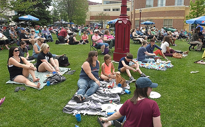Songs on the Lawn 1