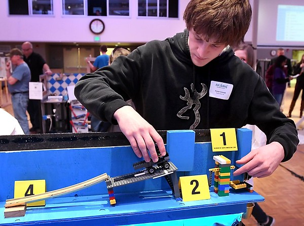 Rube Goldberg competition 2