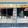 Pat Christman<br /> Mark Hustad has seen many changes along Front Street through the window of his book store.