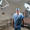 Dr. Chad Buhs, a surgeon at Mayo Clinic Health System in Mankato. Photo by Jackson Forderer
