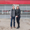 Jim and Lauren Parejko are in the beginning stages of renovating the old Snell oil change and detail space into a brewery and taproom to be called Locale, located on Poplar St. in downtown Mankato. Jim said he has been home brewing for 12 years, winning best in show at the state fair last year, in addition to being the taproom manager at Starkeller in New Ulm. Photo by Jackson Forderer