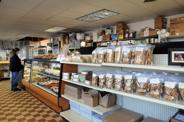Friesen's Bakery has opened for business at 515 N. Front Street in Old Town. Photo by John Cross