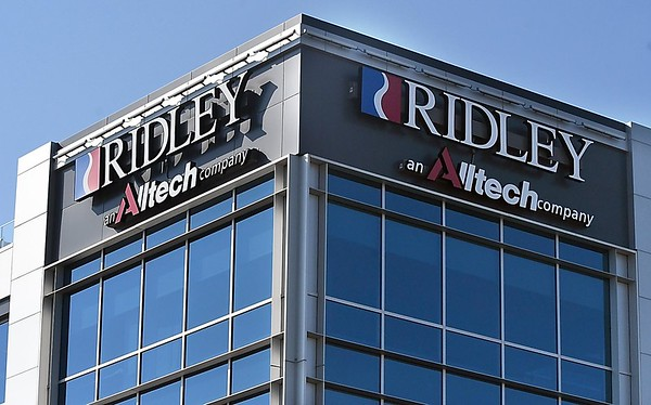 Ridley building