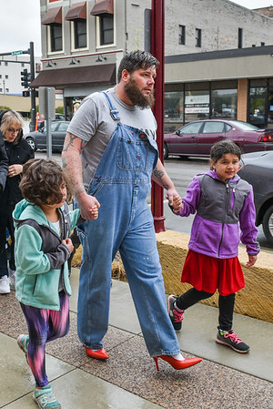Walk a Mile in Her Shoes 1