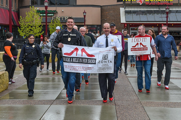 Walk a Mile in Her Shoes 2