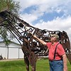 Metal sculpture auction 4