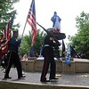 Boy in Blue statue dedication