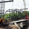 Dodd Ford Bridge truss replaced 1