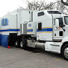 The mobile medical tractor trailer can transform into an ER larger than<br /> those in some rural hospitals.