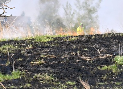 Benson Park controlled burn 2