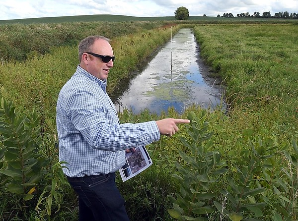 Water quality-Ditch 57-1