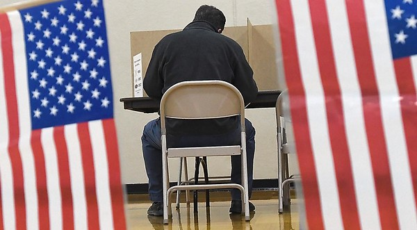 St. Peter voting