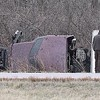 Semi rollover and fire on Highway 169