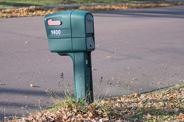 Waseca mailbox after