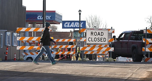 Waseca road construction to end for the season