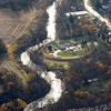 St. Clair water treatment plant aerial