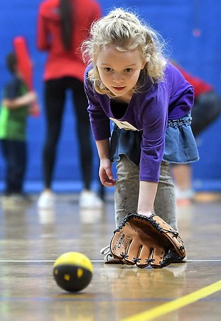 Bethany softball clinic for kids 3
