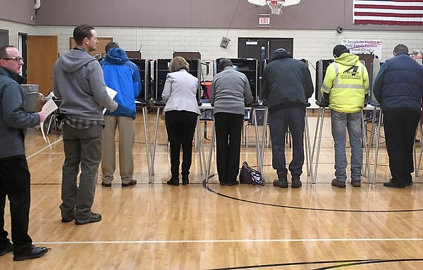 Voting turnout