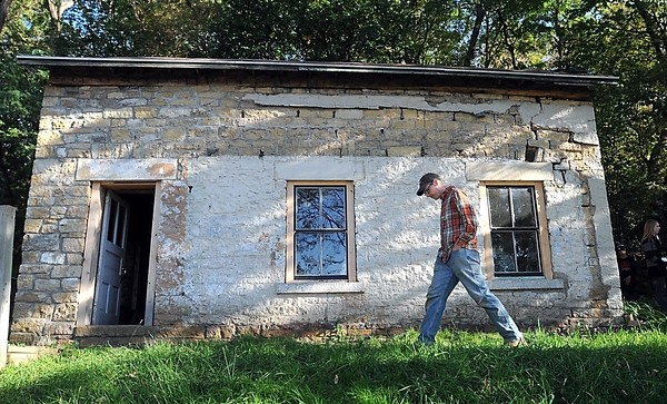 Remodeling the little stone house 1