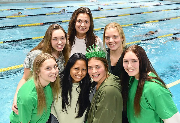 East swimming suicide awareness