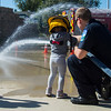 Fire department open house Second