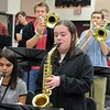 Mankato West jazz band