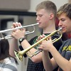 Mankato West jazz band 2