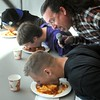 MSU food eating contest 3