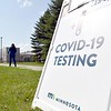 New COVID-19 testing site