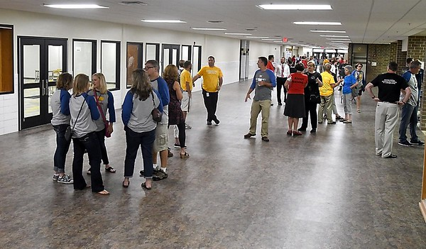 Mankato East High School remodel 3