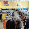 Mankato's new Goodwill store, at 2024 Adams Street, prides itself on rotating its inventory every three weeks.