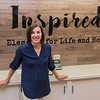 Christina Schwab purchased the old Lambrecht's in Feb. 2017 and added new flooring, paint and fixtures to the renamed Inspired. Schwab said the store sells women's clothing and accessories, home decor, children's toys, Made in Minnesota products and has an artificial floral department. Photo by Jackson Forderer